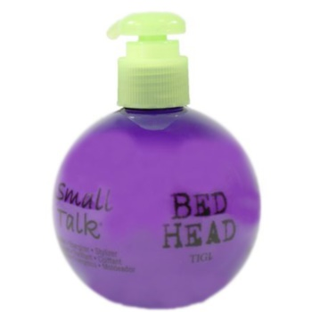 TIGI Bed Head Styling gel-crème pour donner du volume (Small Talk 3in1 Thickifier & Energizer & Stylizer) 200 ml