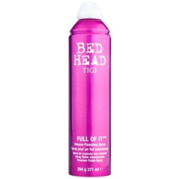 TIGI Bed Head Full of It laque cheveux pour donner du volume (Volume Finishing Spray) 371 ml