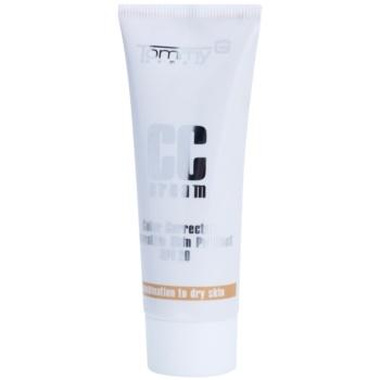 Tommy G CC Cream CC crème hydratante pour peaux sèches SPF 20 teinte 1 35 ml