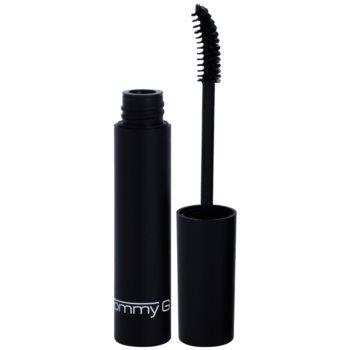 Tommy G Eye Make-Up Audacious mascara pour des cils courbés et séparés teinte Black 7 ml
