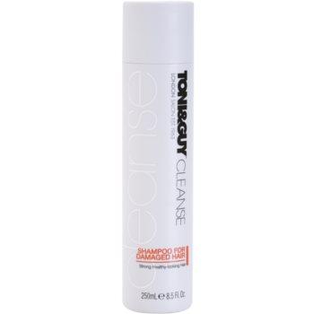 TONI&GUY Cleanse shampoing pour cheveux abîmés (Shampoo for Damaged Hair) 250 ml