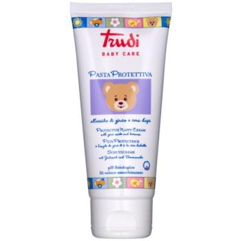 Trudi Baby Care crème protectrice bébé à la cire d'abeille et oxyde de zinc 100 ml