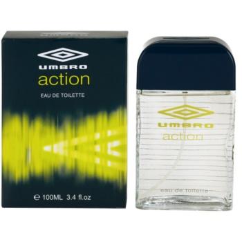 Umbro Action eau de toilette pour homme 100 ml