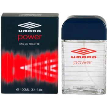 Umbro Power eau de toilette pour homme 100 ml