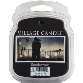 Village Candle Rendezvous tartelette en cire 62 g