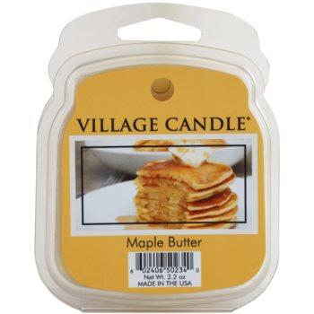 Village Candle Maple Butter tartelette en cire 62 g