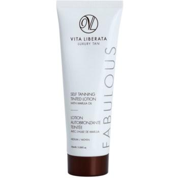 Vita Liberata Fabulous crème teintée auto-bronzante (Medium) 100 ml