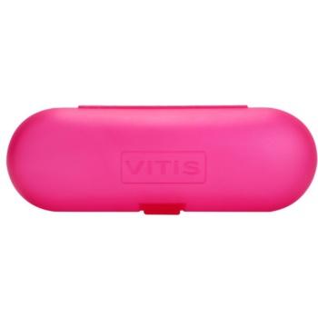 Vitis Gingival étui de voyage Pink