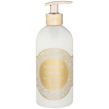 Vivian Gray Romance Sweet Vanilla lait corporel 500 ml