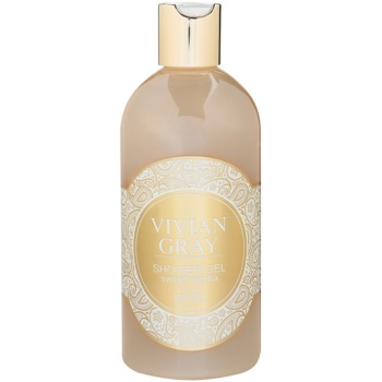 Vivian Gray Romance Sweet Vanilla gel douche crème 500 ml