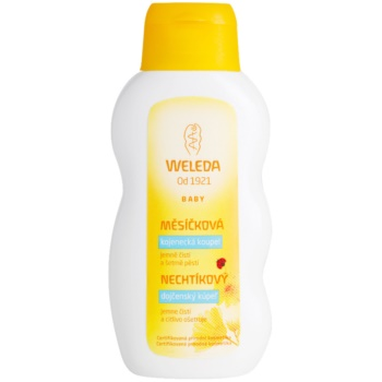 Weleda Baby and Child bain bébé souci (Baby Bath) 200 ml