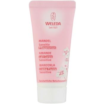 Weleda Almond lait corporel pour peaux sensibles 20 ml