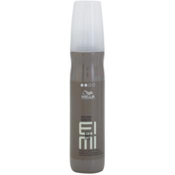 Wella Professionals Eimi Ocean Spritz spray salé cheveux pour un effet retour de plage Hold Level 2 (Helps Protect Hair Against Dehydration and UV Damage) 150 ml