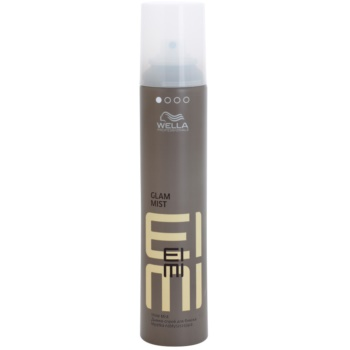 Wella Professionals Eimi Glam Mist spray cheveux brillance Hold Level 1 (Formulated to Help Protect Hair from the Effects of Humidity UV) 200 ml