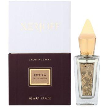 Xerjoff Shooting Stars Ibitira eau de parfum pour femme 50 ml + sachet en satin