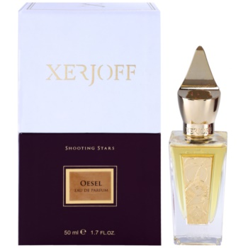 Xerjoff Shooting Stars Oesel eau de parfum mixte 50 ml + sachet en satin