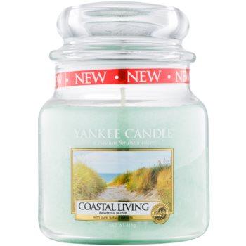 Yankee Candle Coastal Living bougie parfumée 411 g Classic moyenne