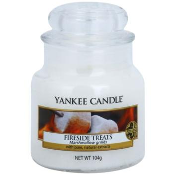 Yankee Candle Fireside Treats bougie parfumée 104 g Classic petite