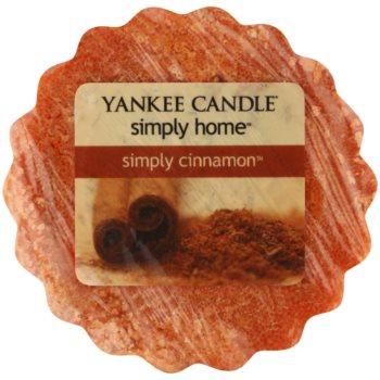 Yankee Candle Simply Cinnamon tartelette en cire 22 g
