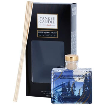 Yankee Candle Midsummers Night diffuseur d'huiles essentielles avec recharge 88 ml Signature