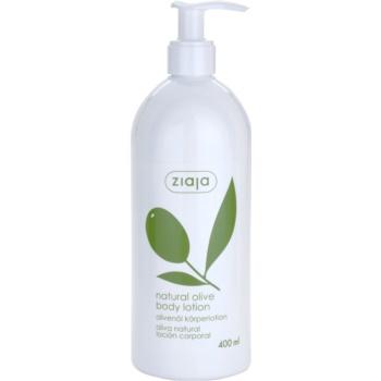 Ziaja Natural Olive lait corporel à l'extrait d'olives (Body Lotion) 400 ml
