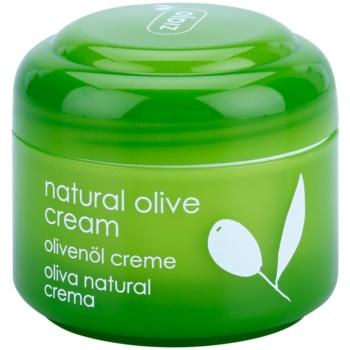 Ziaja Natural Olive crème pour peaux normales et sèches 50 ml