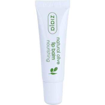 Ziaja Natural Olive baume à lèvres nourrissant à l'extrait d'olives (Nourishing Lip balm) 10 ml