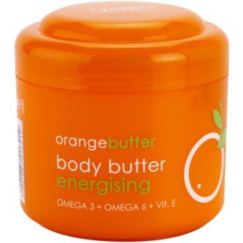 Ziaja Orange Butter beurre corporel (Omega 3 + Omega 6 + Vitamin E) 200 ml