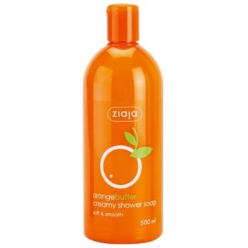 Ziaja Orange Butter gel douche crème (Soft & Smooth) 500 ml