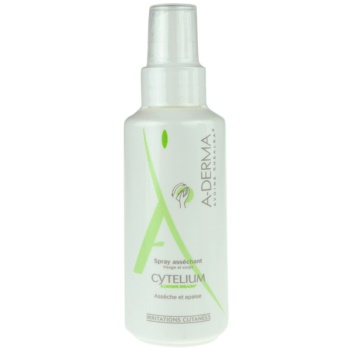 A-Derma Cytelium spray essiccante e lenitivo per pelli irritate (Spray Asséchant) 100 ml