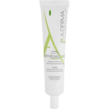 A-Derma Epitheliale prodotto per un trattamento localizzato per pelli irritate (Repairs and Moisturizes Cream) 40 ml