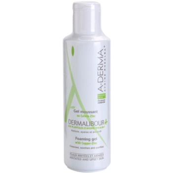 A-Derma Dermalibour+ gel in schiuma (Foaming Gel) 250 ml
