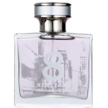 Abercrombie & Fitch 8 New York eau de parfum per donna 50 ml
