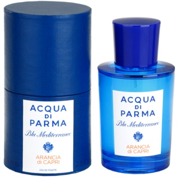 Acqua di Parma Blu Mediterraneo Arancia di Capri eau de toilette unisex 75 ml