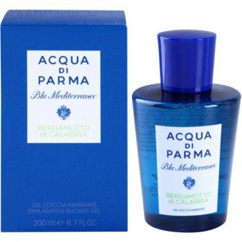 Acqua di Parma Blu Mediterraneo Bergamotto di Calabria gel doccia unisex 200 ml