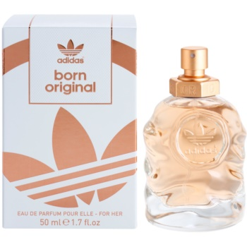 Adidas Originals Born Original eau de parfum per donna 50 ml
