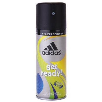 Adidas Get Ready! deospray per uomo 150 ml
