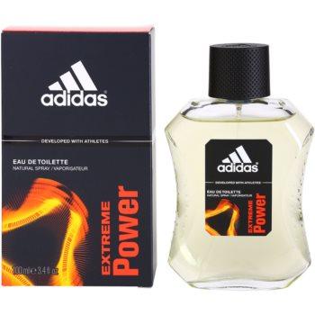 Adidas Extreme Power eau de toilette per uomo 100 ml