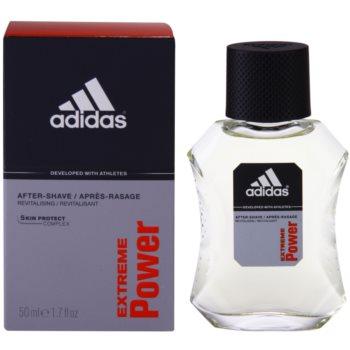 Adidas Extreme Power lozione post-rasatura per uomo 50 ml