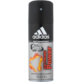 Adidas Extreme Power deospray per uomo 150 ml  48 h