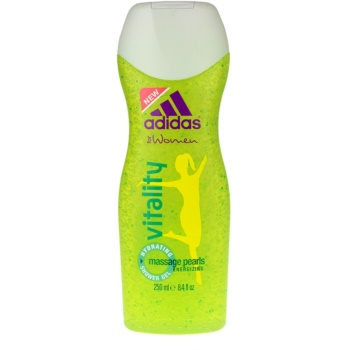 Adidas Vitality gel doccia per donna 250 ml