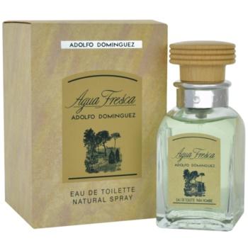 Adolfo Dominguez Agua Fresca for Men eau de toilette per uomo 120 ml
