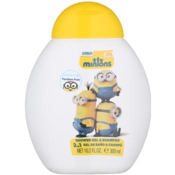 Air Val Minions gel doccia per bambini 300 ml