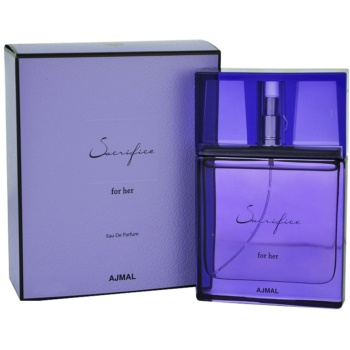 Ajmal Sacrifice for Her eau de parfum per donna 50 ml