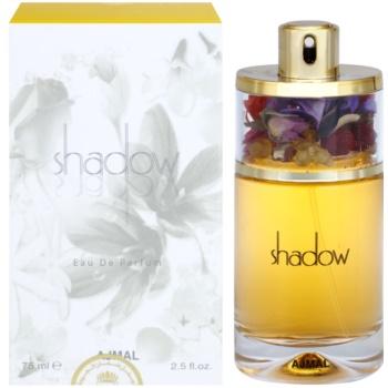 Ajmal Shadow For Her eau de parfum per donna 75 ml