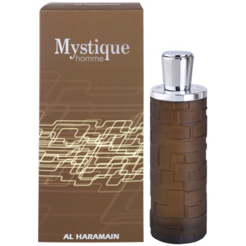 Al Haramain Mystique Homme eau de parfum per uomo 100 ml
