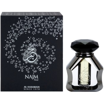 Al Haramain Najm Noir olio profumato unisex 18 ml
