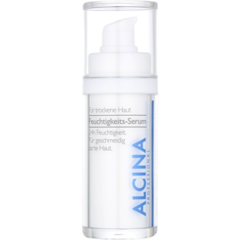Alcina For Dry Skin siero idratante (24-Hour Moisture) 30 ml