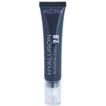 Alcina Hyaluron 2.0 gel occhi effetto lisciante 15 ml