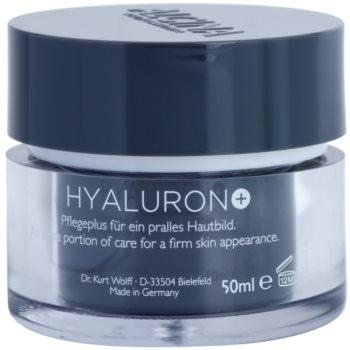 Alcina Hyaluron + crema viso effetto lisciante 50 ml